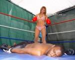 Raquel Femdom Mixed Boxing