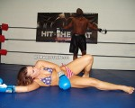 Mixed Boxing Allie Parker