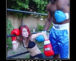 Mixed Boxing Maledom