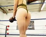 Luna Lain Booty Boxing