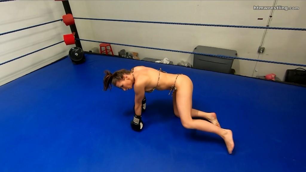 POV Boxing On Knees